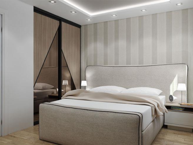 Spavaća soba SD-9  Inside  Furniture & Interior design