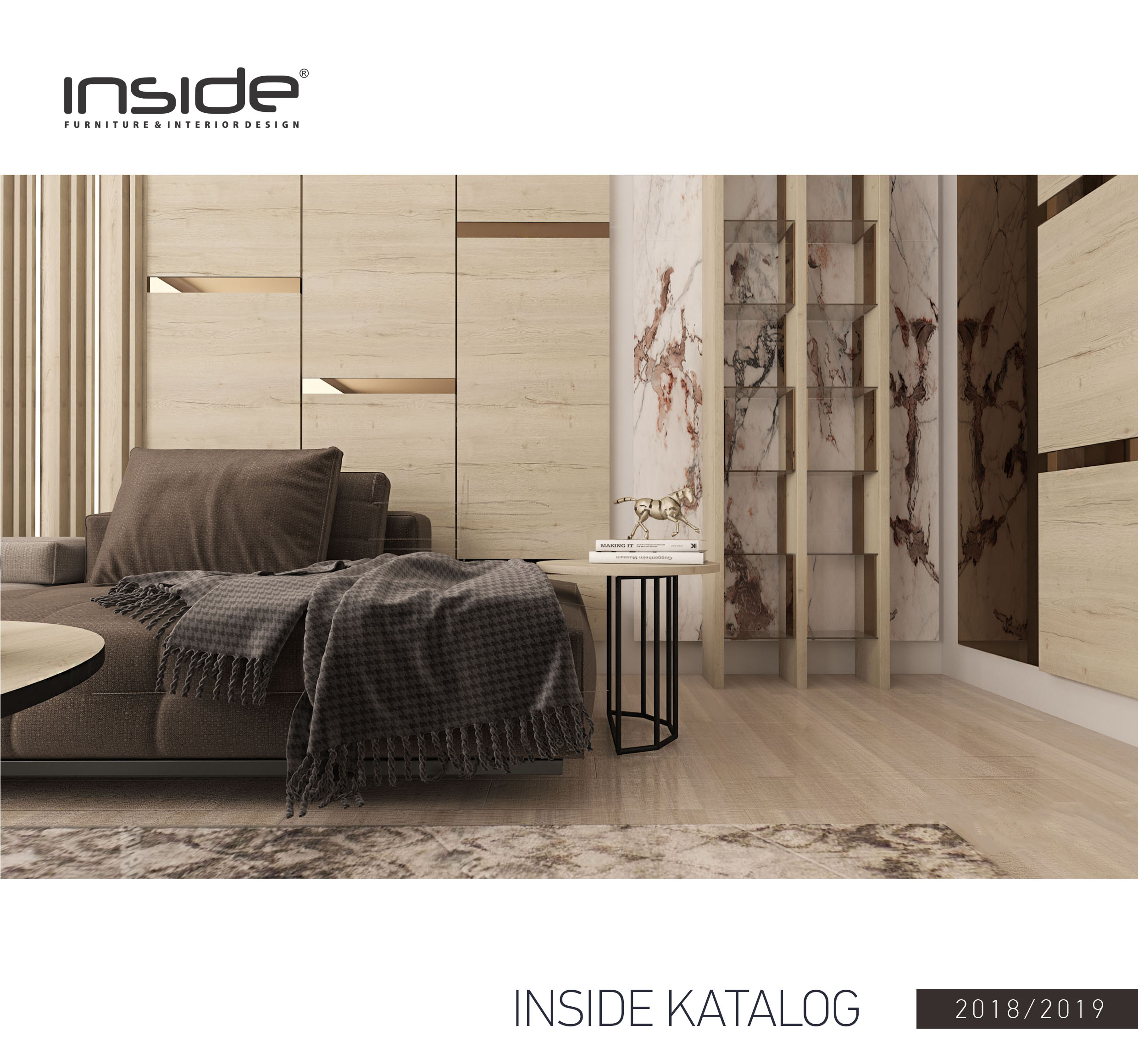 Katalog - Inside catalogue