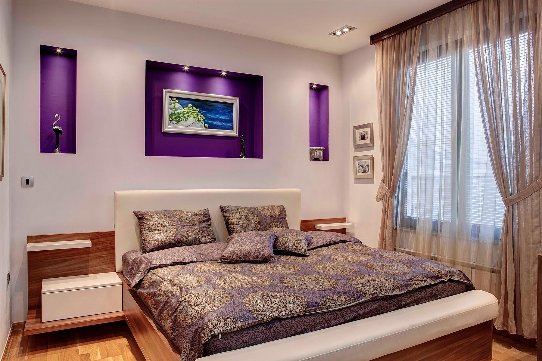 Cosey bedroom decorated with a modern touch by, inside namjestaj
